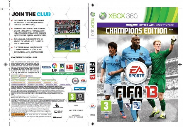 FIFA Soccer 13 Screenshot #67 for Xbox 360