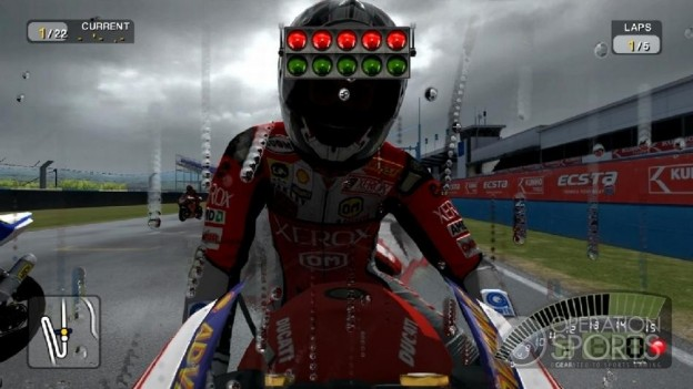 SBK08 Superbike World Championship Screenshot #14 for Xbox 360