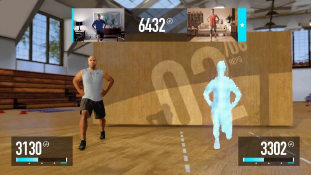NIKE+ Kinect Training Screenshot #2 for Xbox 360
