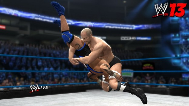 WWE 13 Screenshot #36 for Xbox 360