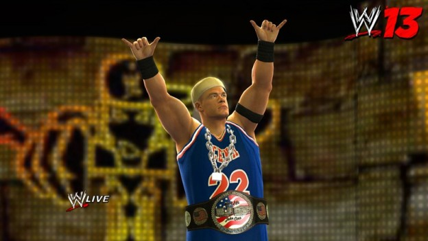 WWE 13 Screenshot #38 for Xbox 360