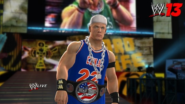 WWE 13 Screenshot #39 for Xbox 360