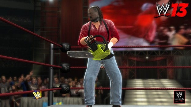 WWE 13 Screenshot #40 for Xbox 360