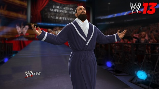 WWE 13 Screenshot #42 for Xbox 360