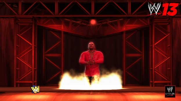WWE 13 Screenshot #45 for Xbox 360