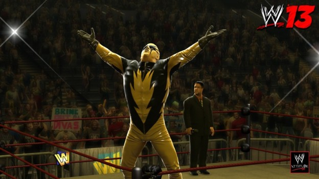 WWE 13 Screenshot #46 for Xbox 360