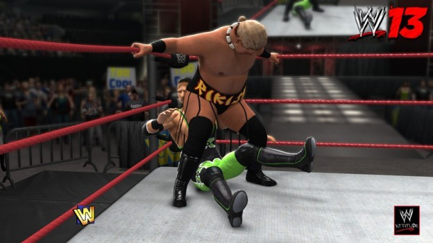 WWE 13 Screenshot #52 for Xbox 360