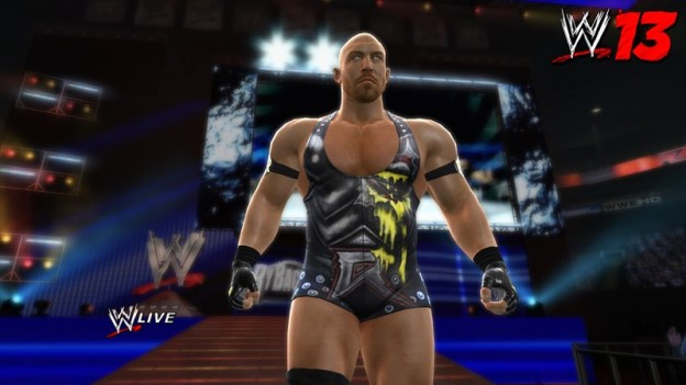 WWE 13 Screenshot #55 for Xbox 360