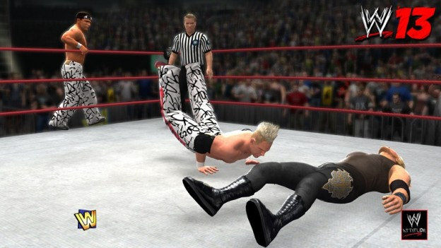 WWE 13 Screenshot #58 for Xbox 360