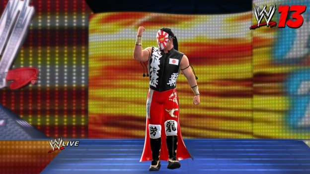 WWE 13 Screenshot #62 for Xbox 360