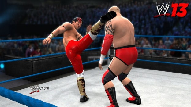 WWE 13 Screenshot #63 for Xbox 360