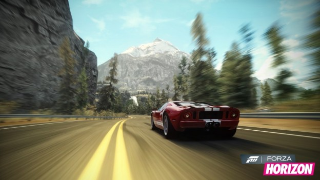 Forza Horizon Screenshot #29 for Xbox 360