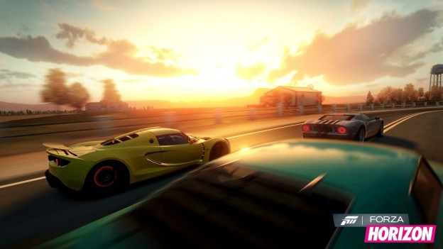 Forza Horizon Screenshot #31 for Xbox 360