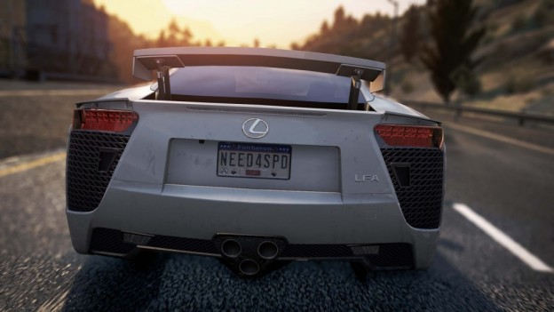 Need For Speed Most Wanted a Criterion Game Screenshot #18 for Xbox 360