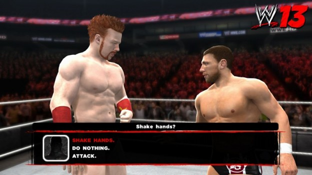 WWE 13 Screenshot #64 for Xbox 360