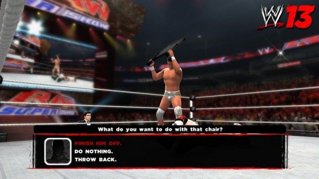 WWE 13 Screenshot #66 for Xbox 360