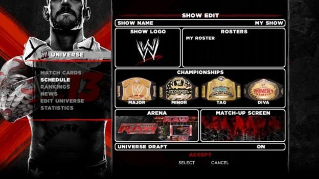 WWE 13 Screenshot #68 for Xbox 360