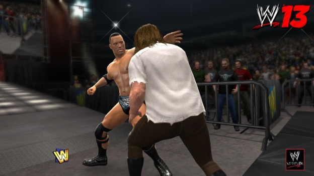 WWE 13 Screenshot #69 for Xbox 360