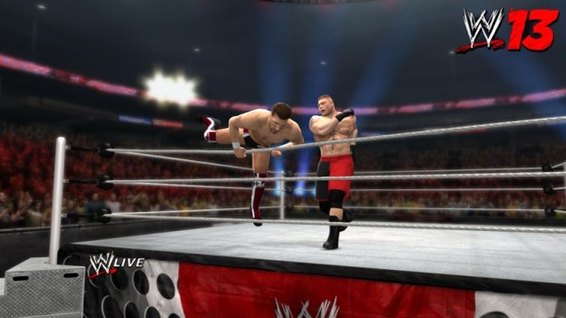 WWE 13 Screenshot #70 for Xbox 360