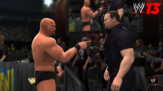 WWE 13 Screenshot #71 for Xbox 360