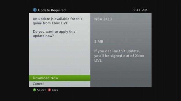 NBA 2K13 Screenshot #141 for Xbox 360