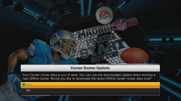 Madden NFL 13 Screenshot #242 for Xbox 360
