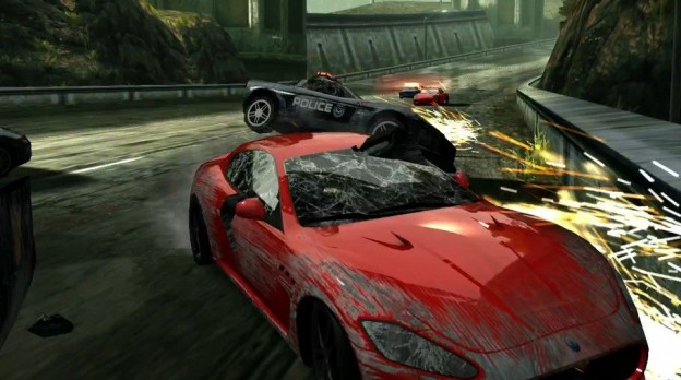 Need For Speed Most Wanted Screenshot #1 for iOS