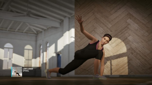 NIKE+ Kinect Training Screenshot #4 for Xbox 360