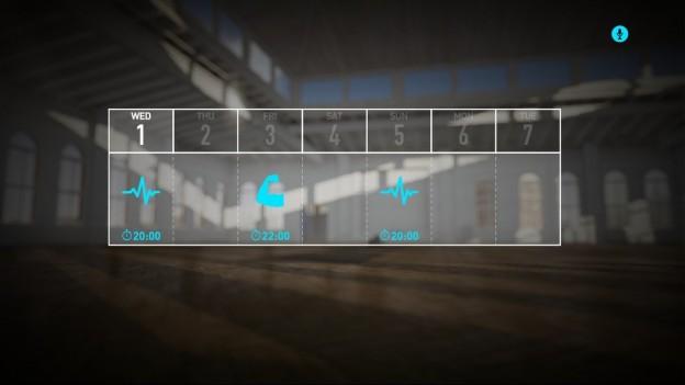 NIKE+ Kinect Training Screenshot #9 for Xbox 360