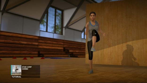 NIKE+ Kinect Training Screenshot #10 for Xbox 360