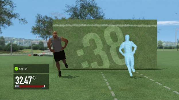 NIKE+ Kinect Training Screenshot #11 for Xbox 360