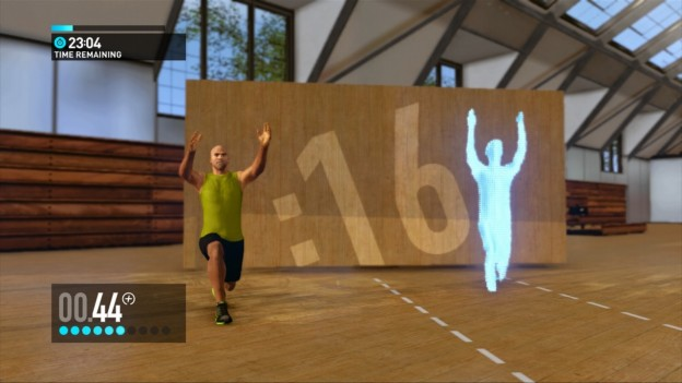 NIKE+ Kinect Training Screenshot #13 for Xbox 360
