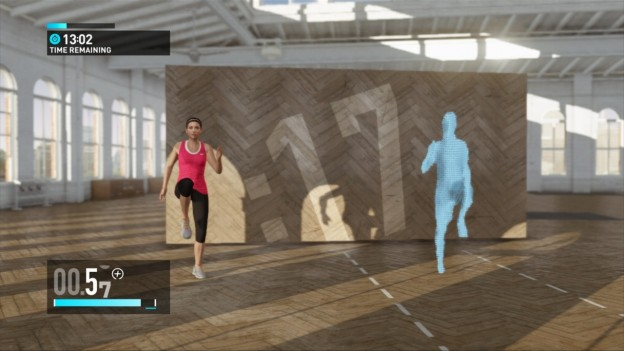 NIKE+ Kinect Training Screenshot #14 for Xbox 360