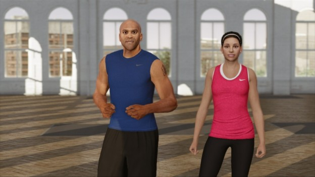 NIKE+ Kinect Training Screenshot #16 for Xbox 360