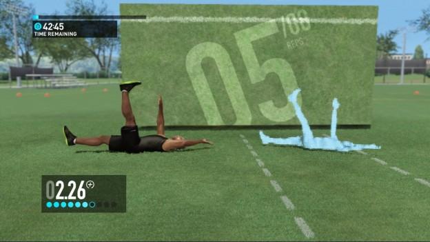 NIKE+ Kinect Training Screenshot #18 for Xbox 360