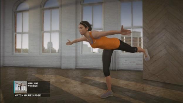 NIKE+ Kinect Training Screenshot #19 for Xbox 360