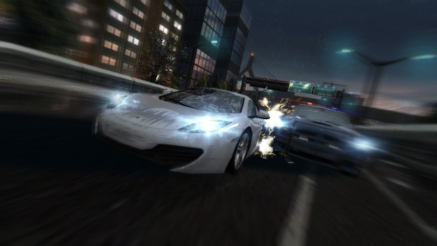 Need For Speed Most Wanted Screenshot #3 for iOS