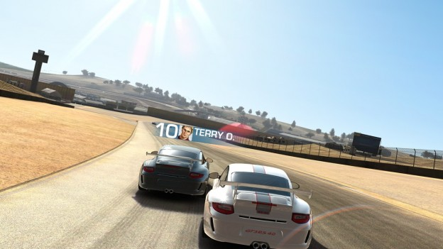 Real Racing 3 Screenshot #1 for iPhone