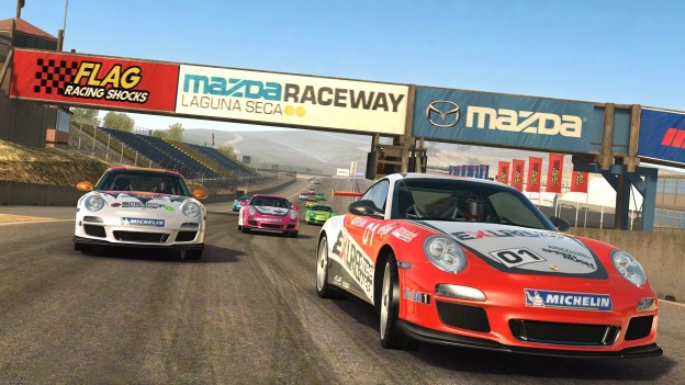 Real Racing 3 Screenshot #2 for iPhone