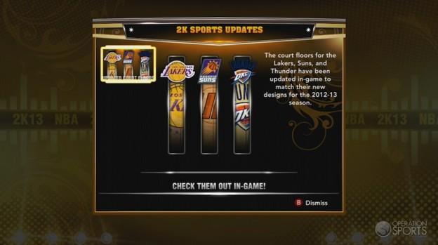 NBA 2K13 Screenshot #156 for Xbox 360