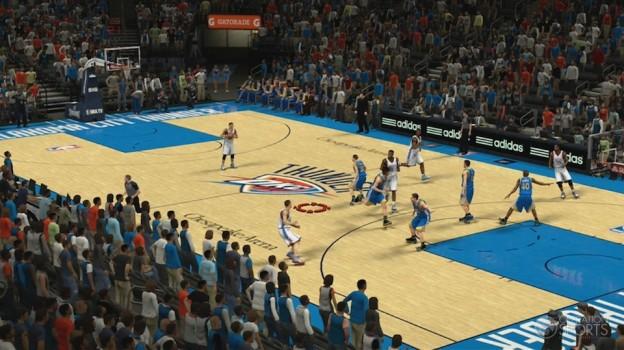 NBA 2K13 Screenshot #158 for Xbox 360