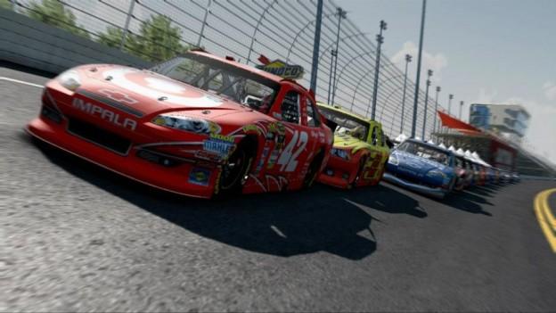 NASCAR The Game: Inside Line Screenshot #15 for Xbox 360