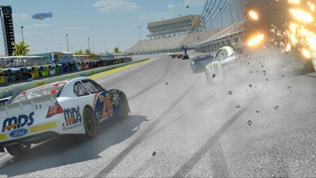 NASCAR The Game: Inside Line Screenshot #16 for Xbox 360