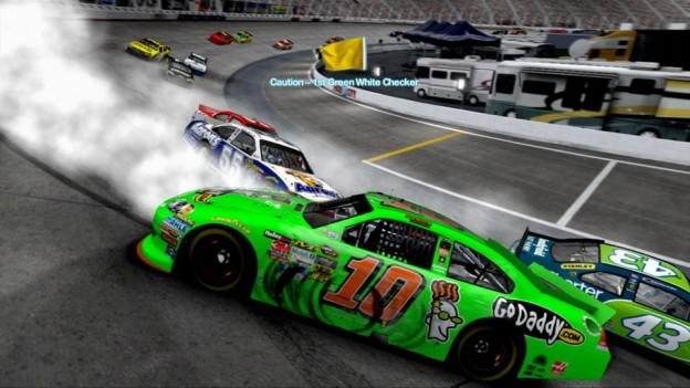 NASCAR The Game: Inside Line Screenshot #19 for Xbox 360