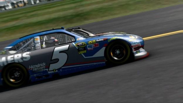 NASCAR The Game: Inside Line Screenshot #20 for Xbox 360