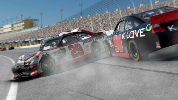 NASCAR The Game: Inside Line Screenshot #21 for Xbox 360