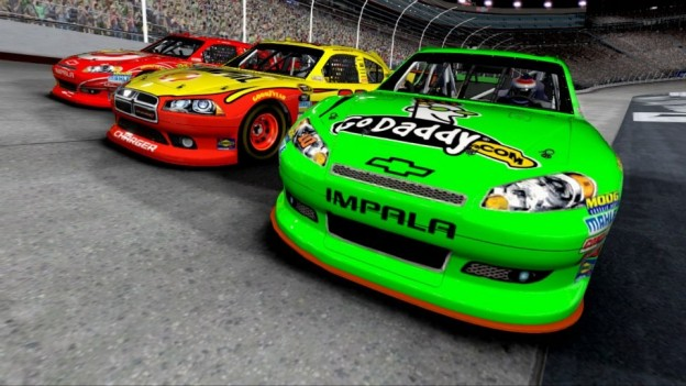 NASCAR The Game: Inside Line Screenshot #22 for Xbox 360