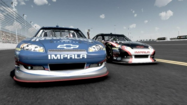 NASCAR The Game: Inside Line Screenshot #23 for Xbox 360