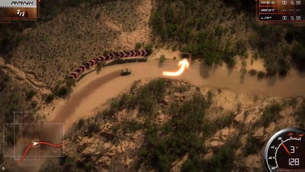 Real World Racing Screenshot #1 for PC