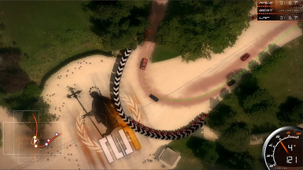 Real World Racing Screenshot #17 for PC